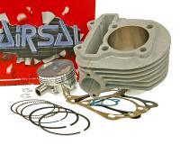GY6 Airsal Performance Cylinder Kit 163.4cc 60mm for 157QMJ, 157QMI, Kymco, 4T GY6 150cc, Airsal Scooter Racing Cylinders