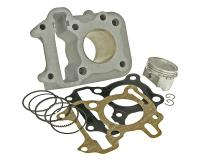 SYM Airsal Performance Cylinder Kit 63cc Airsal Sport 42mm for SYM 50cc 4-stroke, Fiddle 50cc 4T, Mio 50 4T, Lance Powersports Cabo, Cali 50, Havana 50, PCH 50, Soho 50 4T Scooters