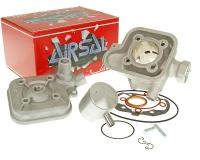 cylinder kit Airsal sport 69.7cc 47.6mm for Peugeot horizontal LC