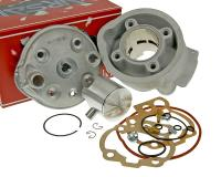 Airsal Cylinder Kits for Scooters and Mopeds 70.5cc Cylinder Kit Airsal Sport for Minarelli AM 48mm Race Edition by Airsal Scooter Parts
