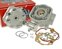 cylinder kit Airsal Tech-Piston 50cc 39.9mm for Derbi Senda GPR, Gilera GSM SMT RCR Zulu EBE, EBS