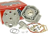 Airsal 50cc Piaggio Cylinder Kit Airsal Tech-Piston 50cc 39.9mm for Piaggio, Derbi engine D50B0