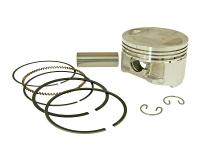 Airsal GY6 Piston Kit 163.4cc 60mm Airsal Sport for GY6 152/157QMI/J 150cc Scooters