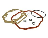 cylinder gasket set Airsal sport 50cc 39.9mm for Piaggio / Derbi engine D50B0