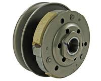 clutch pulley assy / clutch torque converter assy 107mm for Peugeot, Kymco, Honda, 139QMB, SYM