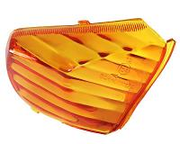 turn signal lens rear left, orange for BT49QT-9