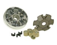 QMB139 101 Octane Complete Variator Set for GY6 50, Kymco 50cc, QMB139