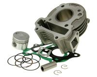 101 Octane QMB139 Cylinder Kit Stock 50cc for GY6, Kymco 4-stroke, 139QMB/QMA