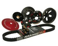 super trans kit Naraku 669mm for 4-stroke 50cc 139QMB