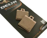 brake pads Delta Braking sintered DB2010SR