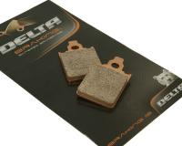 brake pads Delta Braking sintered DB2013SR