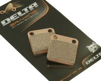 brake pads Delta Braking sintered DB2020QD