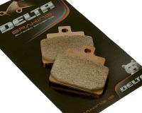 brake pads Delta Braking sintered DB2022RDN