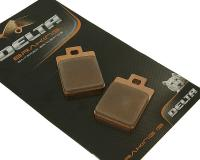 brake pads Delta Braking sintered DB2026SR