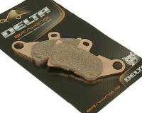 brake pads Delta Braking sintered DB2028SR for without assignment