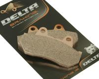 brake pads Delta Braking sintered DB2036RD