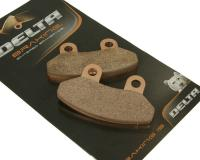 brake pads Delta Braking sintered DB2112SR for SYM (Sanyang) Shark RS 50 00-