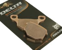 Delta Braking Brake Pads Sintered DB2117SR for Aprilia, Derbi, Motorhispania, Reiju Motorcycles TGB R50X Scooters by Delta Braking