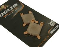 brake pads Delta Braking sintered DB2122SR