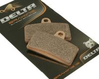 brake pads Delta Braking sintered DB2125SR