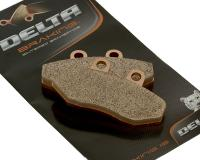 brake pads Delta Braking sintered DB2139RDN