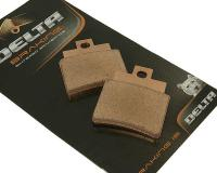 brake pads Delta Braking sintered heavy duty DB2520QDD
