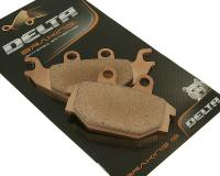brake pads Delta Braking sintered heavy duty DB2530QDD