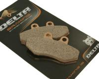 brake pads Delta Braking sintered DB2700SR