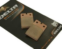 brake pads Delta Braking sintered DB2760SR