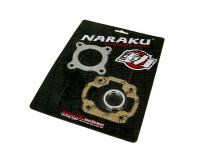 Minarelli Naraku Performance Scooter Parts Cylinder Gasket Replacement Set Naraku 50cc for Minarelli horiz. AC Engine Spares