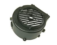 GY6 150cc Universal Fan Cover for GY6 125/150cc QMI/QMJ 152/157 China 4T Scooters in Black by 101 Octane Replacement Parts