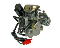 GY6 150cc Carburetor OEM quality for QMJ152/157 QMI152/157 GY6 125/150cc