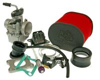 carburetor kit Malossi MHR Team VHST 28 for AM6, Derbi, Generic, KSR-Moto, Keeway, Motobi, Ride, CPI, 1E40MA, 1E40MB
