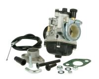 carburetor kit Malossi PHBG 19 AS for GR1 engine