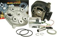 Kymco Malossi Performance Scooter Parts 70cc Cylinder Kit Malossi Sport Cast Iron for Kymco SF10 LC, Kymco Super 9 50cc LC, Kymco Bet&Win 50cc LC Scooter Parts