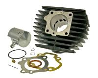 cylinder kit Malossi sport 64ccm 45.5mm for Honda Camino, PX, QR 50
