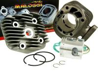 Malossi Cylinder Kit with Head 70cc for Kymco Horizontal Malossi Sport for Kymco Super 8, Kymco Cobra, Kymco People 2T Scooters
