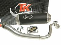 exhaust Turbo Kit GMax 4T E-marked for Jonway YY150T-2 150 4T