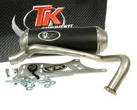 exhaust Turbo Kit GMax 4T for Kymco Dink, Yager, Spacer 125, 150