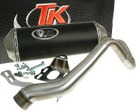 exhaust Turbo Kit GMax 4T for Honda S-Wing, Pantheon 125/150cc