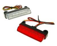 tail light LED different colors E-marked - universal