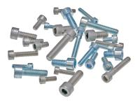hexagon socket head cap screws DIN912 zinc plated or stainless steel