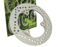NG Brake Rotor Replacement Parts for Honda and Yamaha Scooters Honda SH50, MBK Flipper, Yamaha Why 50cc Scooters by NG Brake Disc
