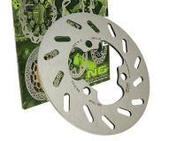 Derbi OffRoad Replacement Brake Rotor Replacement MiniBike for Derbi Fénex, Derbi Senda, Sherco by NG Brake Disc