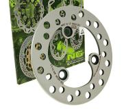 Scooter Replacement Brake Rotors NG for Italjet, Cagiva, Honda Dio, Kymco Filly, Kymco Sento, SYM DD50, SYM Mio, SYM 125 Scooters by NG Brake Disc