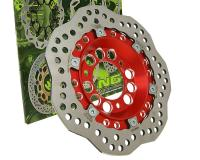 GY6 Brake Disk Rotors Race Style Brake Disc NG 220mm for China Scooter 4-stroke GY6 125, 150 by NG Disc Brake