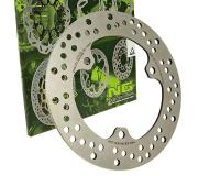 brake disc NG for Honda X8R 50 S/X SZX50 AF49