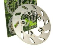 brake disc NG for Gilera Runner, Italjet Formula, Dragster