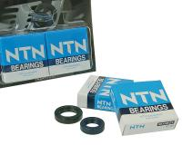 crankshaft bearings Naraku heavy duty left and right incl. oil seals for Honda