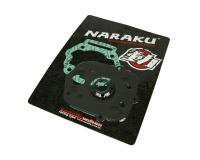 cylinder gasket set Naraku 50cc for Derbi / Piaggio D50B0
